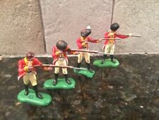 Toy Soldiers 4 Plastic 54mm AWI British Grenadiers