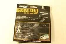 Airflo 5 FT Salmon Steelhead Polyleader Set Free Expedited Shipping PS-S5