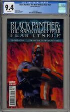 BLACK PANTHER: MAN WITHOUT FEAR #521 - CGC 9.4 - 2039459021
