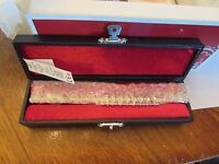 American Girl Doll Flute Set With Stand and Music Truly Me Accessories NO MUSIC