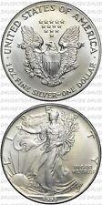 04945] STATI UNITI USA - DOLLARO ONCIA ARGENTO AMERICAN EAGLE ANNO 1993 - FDC
