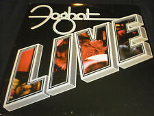 FOGHAT LIVE BEARSVILLE REOCRDS 1977 EX+