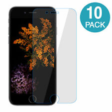 For Apple iPhone 7 Plus 9H Ultra Thin Tempered Glass Screen Protector (10 Pack)