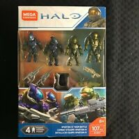Mega Construx Halo Spartan-IV Team Battle Set