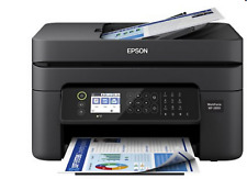 Epson All In One Color Wireless Inkjet Printer Compact For Easy Laptops Android