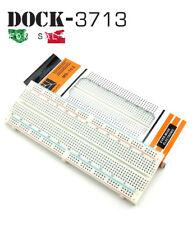 A39. Breadboard 830 punti fori contatti piastra sperimentale basetta arduino.