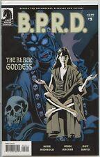 BPRD the Black Goddess 2009 series # 2 near mint comic book
