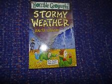 Horrible Geography Stormy Weather by Anita Ganeri (Paperback, 1999)