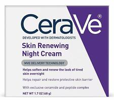 CeraVe Skin Renewing Night Cream (1.7 oz / 48g)
