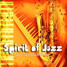 Jazz. Spirit Of Jazz - Huge Sound/Loops/Kits Library 9Gb on 2Dvd or download