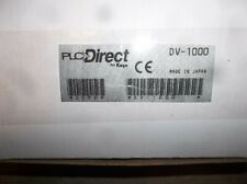 Plc Direct Dv-1000 Direct View 1000 Timer/Counter Access Panel Automation Direct