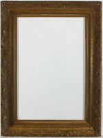 Early 20th Century Picture Frame - Ornate Floral Frame