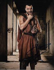 Nick Tarabay Spartacus Autographed Signed 8x10 Photo COA #5