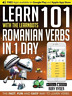 Ryder, Rory-Learn 101 Romanian Verbs In 1 Day With The Learnbots BOOK NUOVO