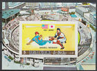 Ras al Khaima 1972 ** Bl.128 B Baseball Stadium Stadion