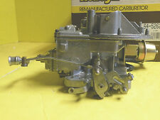 Ford THUNDERBIRD Mercury COUGAR 1980 5.0L  CARBURETOR Remanufactured by HOLLEY