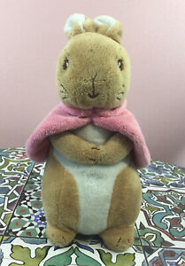 Marks And Spencer M&S Peter Rabbit Flopsy Bunny Rabbit Plush Soft Toy