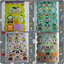 Darice Halloween Sticker Book - Freaky Fountain Sticker Book 242 Stickers