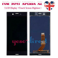 Black For Sony Xperia XZ F8331 F8332 Screen Replacement LCD Touch Digitizer