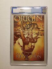 Wolverine Origin #5 CGC 9.6