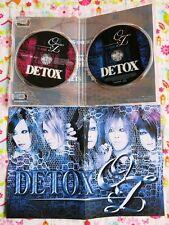 -OZ- CD+DVD DETOX Limited Edition Type B JAPAN Visual Kei JRock Natsuki Tama