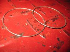 2000-2001 Honda CBR 929 RR CBR929 cbr929rr 929RR top triple fork tube clips