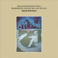 David Pritchard (Guitar/Composer) - Nocturnal Earthworm Stew New Cd