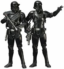 Star Wars Rogue One Death Trooper Statues 2 Pack Kotobukiya ArtFX+ SW117