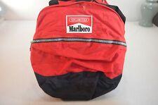 Marlboro Unlimited Duffel Bag Luggage Red/ Black New W/Tags