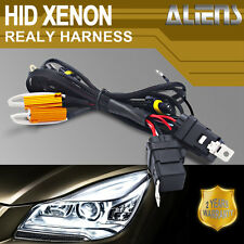 High Quality HID Xenon Conversion Kit Wiring Harness Waterproof Super Relay H11