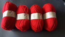 4 X 100 grams Kirkton House Yarn (Double Knitting)