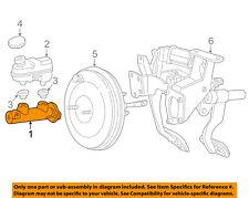FORD OEM-Brake Master Cylinder 6W1Z2140AA