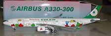Phoenix 1:400  Eva Air Airlines A330-300  #B-16332