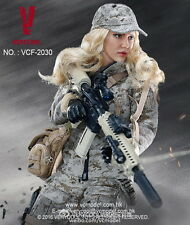 Verycool VCF-2030 échelle 1/6 ACU Camouflage Femme Shooter Female ACTION FIGURE MODEL
