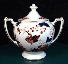Coalport Hong Kong Lidded Lidded Sugar Bowl - 7708 - NEW ! - 1st Quality