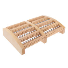 Fußmassagegerät Holz Holz Roller Fußmassagegerät Stress Relief Therapie Massa X