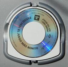EL PATITO FEO, EL JUEGO MAS BONITO - SONY PSP - VERSION ESPAÑA