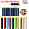 100-400 Refill Soft Foam Bullet Darts for Nerf Blaster Kid Toy Gun Gift