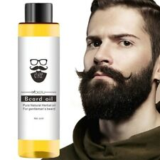 beard & mustache growth Oil Dark for Classic Thicker, Fuller Bread 100% Natural