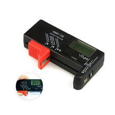 Digital LCD Battery Tester Volt Checker For 9V 1.5V AA AAA Cell BT-168D Easy