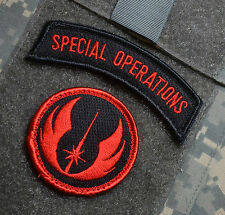 Kandahar Whacker Tacp Cct Kampf Kontrolle Klette 2-TAB: Star Wars Jedi + Sp Ops
