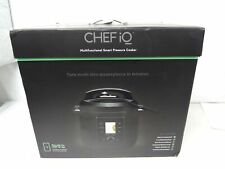 Chef iQ 6qt Multi-Function Smart Pressure Cooker with Built-in Scale