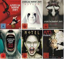 American Horror Story Staffel 1-6 (1+2+3+4+5+6) DVD Set NEU OVP