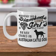 Australian Cattle Dog,Acd,Cattle Dog,Queensland Dog,Blue Heeler,Heeler,Cup,Mugs