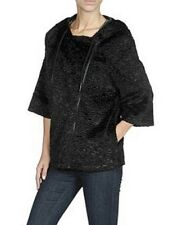 Diesel W-ISA Women's Black Winter Jacket Size XS $328 (F475)