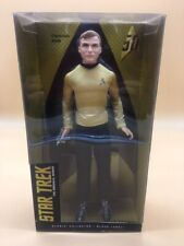 BARBIE  BLACK LABEL STAR TREK CAPTAIN KIRK 50TH ANNIVERSARY DOLL IN BOX !