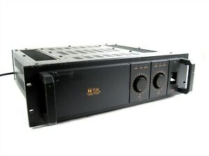TOA Electronics P-150D Professional Power Amplifier Audio Stereo Instrument