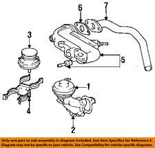 TOYOTA OEM EGR System-Vacuum Regulator 2587062020