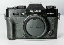 Fujifilm  X-T20 Mirrorless Digital Camera Black
