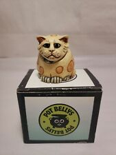 Harmony Ball Pot Bellys Mars Spotted Cat
